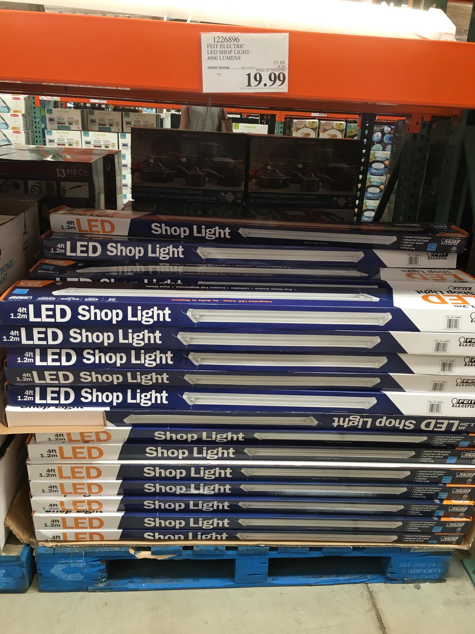 Led Shop Lights For Sale