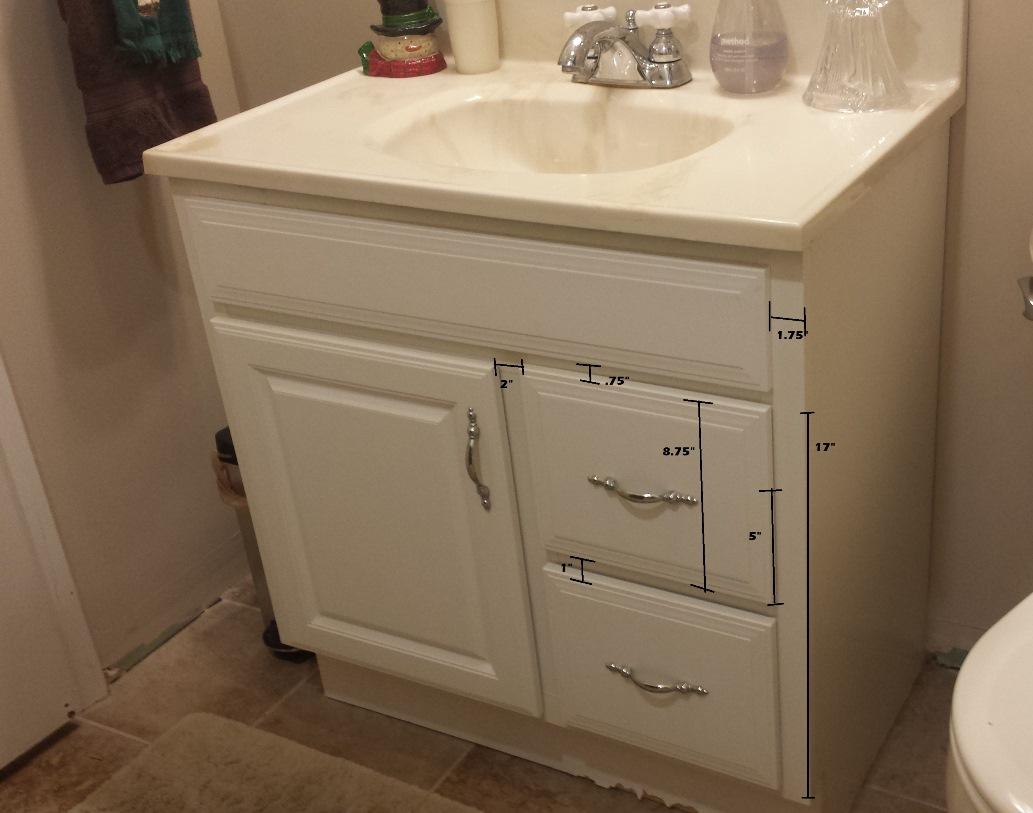 Advice on building a custom bathroom vanity